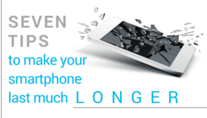 make your smartphone last